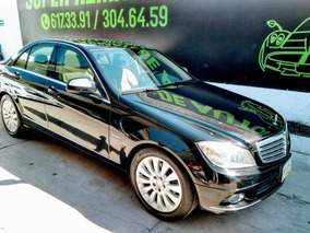 Mercedes Benz Clase C 3.0 280 Elegance T/a Modelo 2009