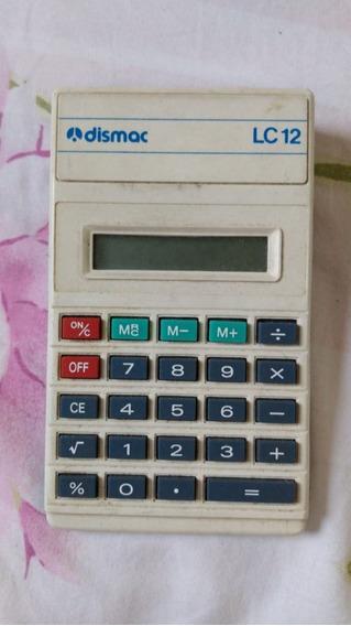 Calculadora Dismac Lc12 (nao Funciona) 10/19 #22