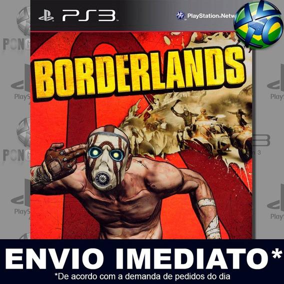 Borderlands 1 Ps3 Psn Jogo Em Promoção A Pronta Entrega