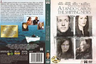 Atando Cabos The Shipping News Dvd Kevin Spacey Blanchett
