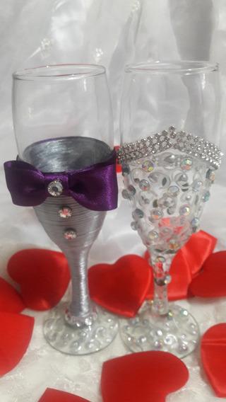 Copas Decoradas Bodas Souvenirs Para Tu Casamiento