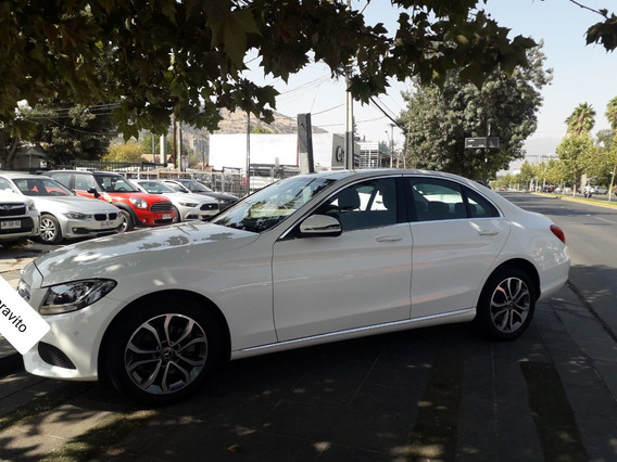 Mercedes-benz C180 1.6 Aut Berlina 2017
