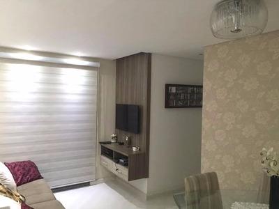 Mobiliado Apartamento Guarulhos Vila Augusta 3 Dormitórios