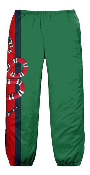 Calça Tactel De Marca Snake Lil Pump Trap Rap Swag Hype Top