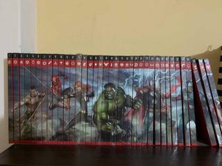 Cómics Salvat Marvel Héroes Más Poderosos Del Universo