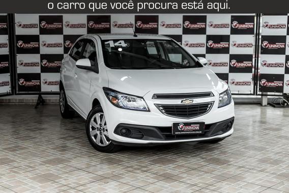 Chevrolet Onix Lt 1.4 Mpfi 8v 4p Mec. 2014