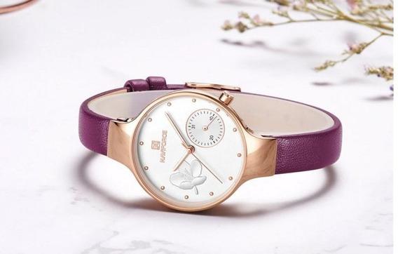 Relógio Feminino Naviforce Nf5001