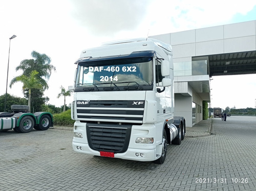 Daf Xf Fts 460 Space Cab 6x2
