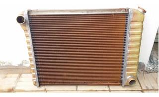 Radiador Chevy 4 Filas Panel Especial