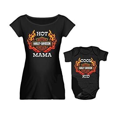 Blusa De Maternidad Marca Harley Davidson