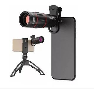 18x Telephoto Lens With TriPod