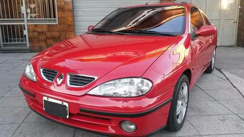 Renault Mégane Coupe 1.6 16v J Perez Ruiz