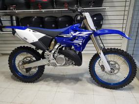 Motocicleta Yamaha Yz 250 2018 0km Azul