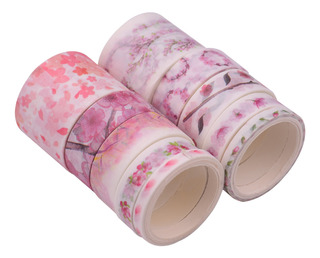 Washi Japanese Paper Tapes Scrapbooking Tape Rolls Diseño