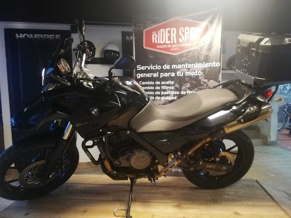 Bmw G 650gs Negra The Rider Spot
