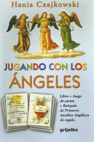 Jugando Con Los Ángeles - Libro + Cartas - Czajkowski Hania