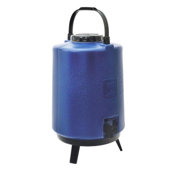Garrafa Térmica 12 Litros Azul C/ Torneira Termolar