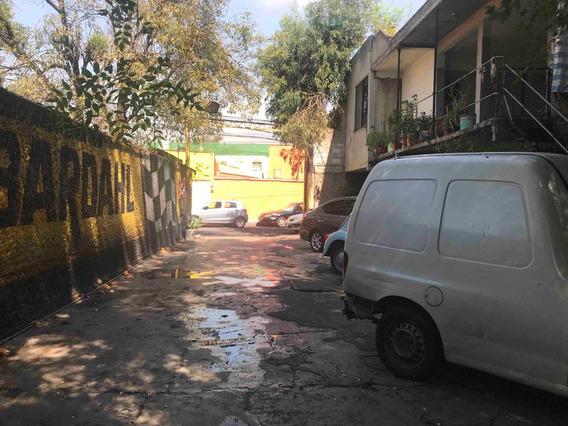 Terreno Para Desarrollo Habitacional Azcapotzalco