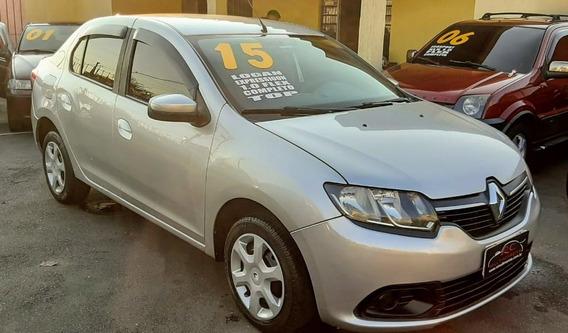 Renault Logan 1.0 Expression Hi-flex 4p 2015