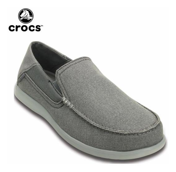 Crocs Originales Santa Cruz 2 Luxe M Charcoal/light Grey