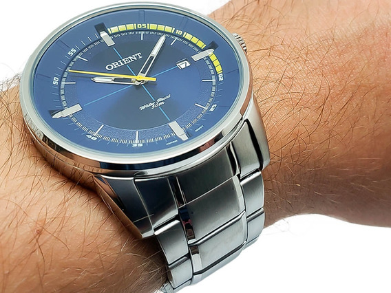 Relógio Orient Masculino Mbss1295 Original Nota Garantia