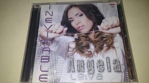 Angela Leiva * Inevitable * Cd Cerrado Sellado