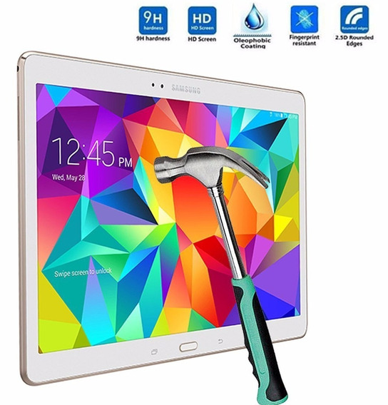 Película De Vidro Samsung Galaxy Tab S Tablet 10.5 T800 T805