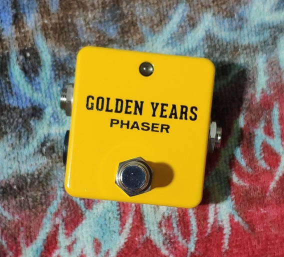 Henretta Engineering Golden Years Phaser - Willaudio