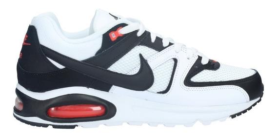 Zapatillas Nike Air Max Command Hombre Originales 629993-103