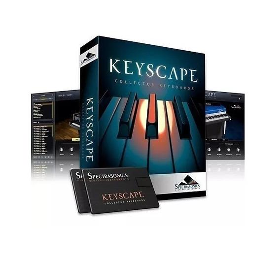 Spectrasonics Keyscape + Omnisphere 2 - Envio Imediato