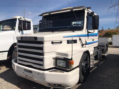 Imagem 1 de 15 de Scania  T 112 Cavalo 4x2  Motor Feito E Rodou Pouco