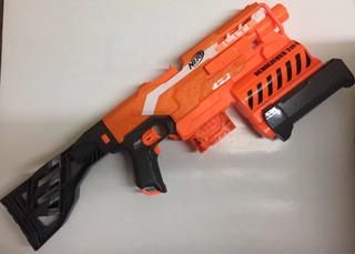 Juguete Pistola Nerf Elite Demolisher 2-in-1