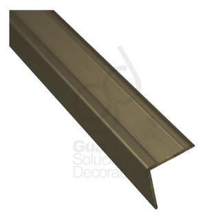 Varilla Angulo Aluminio Piso Flotante 24x24 2.85m 3103 Pq