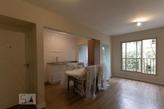 Apartamento Para Aluguel - Panamby, 2 Quartos, 56 - 893001175