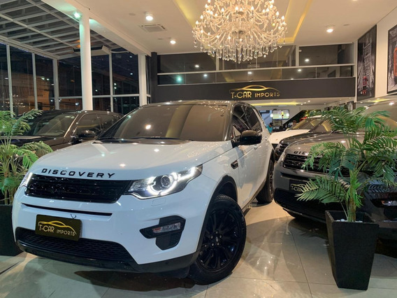 Land Rover Discovery Sport 2.0 Si4 Se 5p (br) 2018