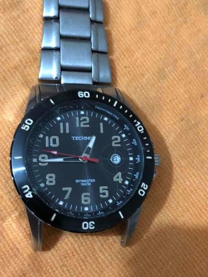 Relógio Technos Original Faltando Terminal Da Pulseira