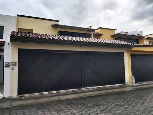 Rento Casa En Fuentes De Angelópolis