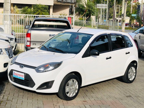 Ford Fiesta 1.6 Mpi Hatch 8v Flex 4p Completo 2012