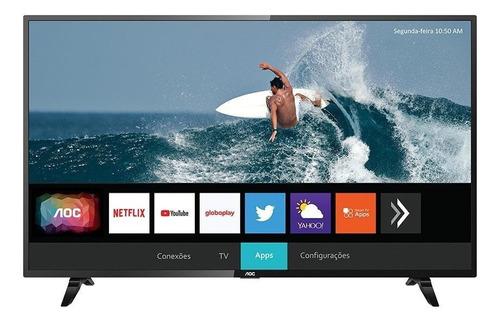 Imagen 1 de 3 de Smart Tv Aoc 32s5295/78g Led Hd 32  110v/240v
