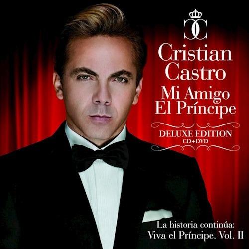 Mi Amigo El Principio Cd - Castro Cristan (cd)