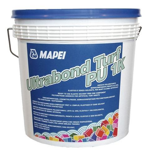 Adhesivo Poliuretano Para Cesped Ultrabond 15 Kg Mapei Soul