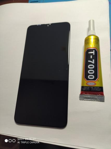 Tela Display Touché A10 A105 Original + Cola Envio Já