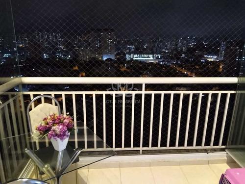 Apartamento Com 2 Dorms, Vila Lusitânia, São Bernardo Do Campo - R$ 515 Mil, Cod: Apd196 - Vapd196