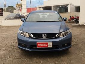 Honda Civic 2.0 Lxr 16v Flex 4p Automatico 2014/2015
