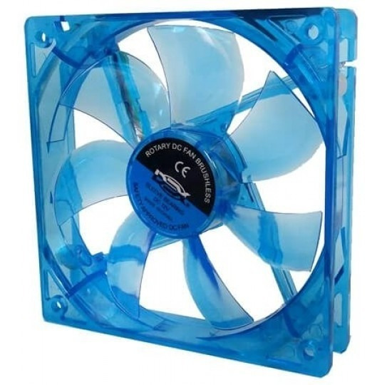 Cooler Fan Azul Dex 120mm Led Azul #maisbarato
