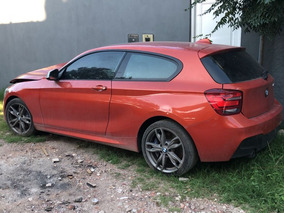 Bmw M135i 135 335 Baja Con 04 Chocado Motor Roto Ideal Track
