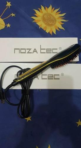 Cepillo Ionico Secador Aislador Anti Frizz Ymasajeador. Noza