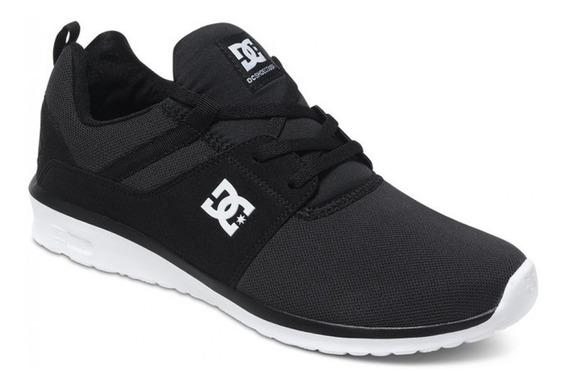 Zapatillas Dc Heathrow Classic Black White (originales!!!)