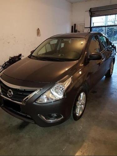 Nissan Versa Advance At 2017 25.000 Km