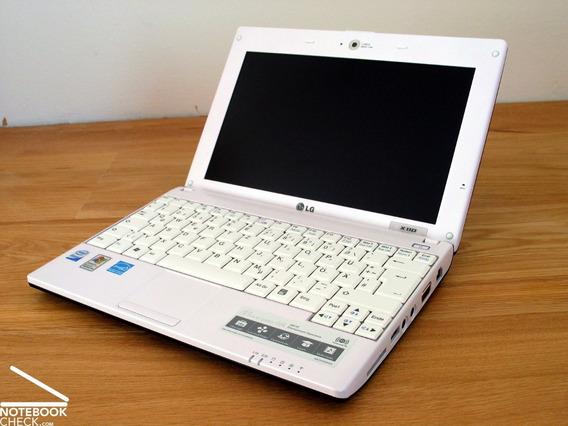 Carcaça E Peças Netbook LG Lgx11